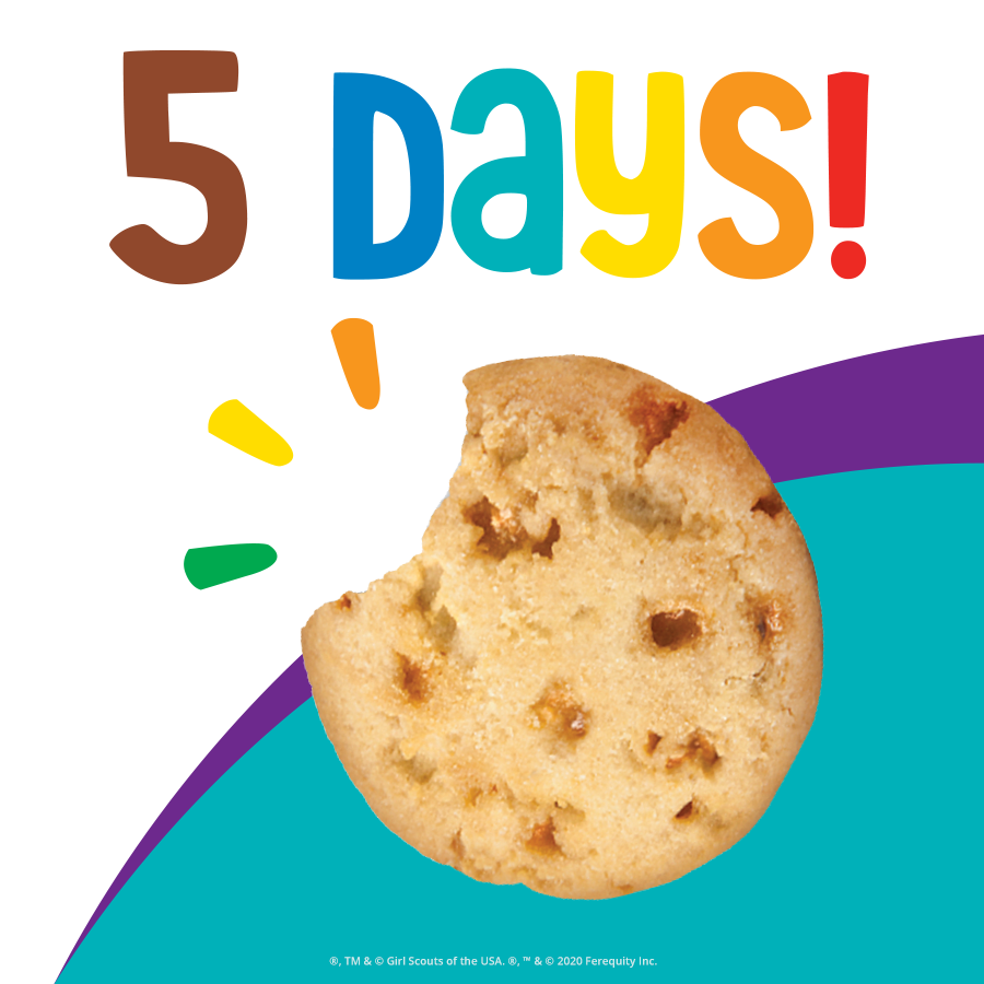 Cookie Phase 5Days