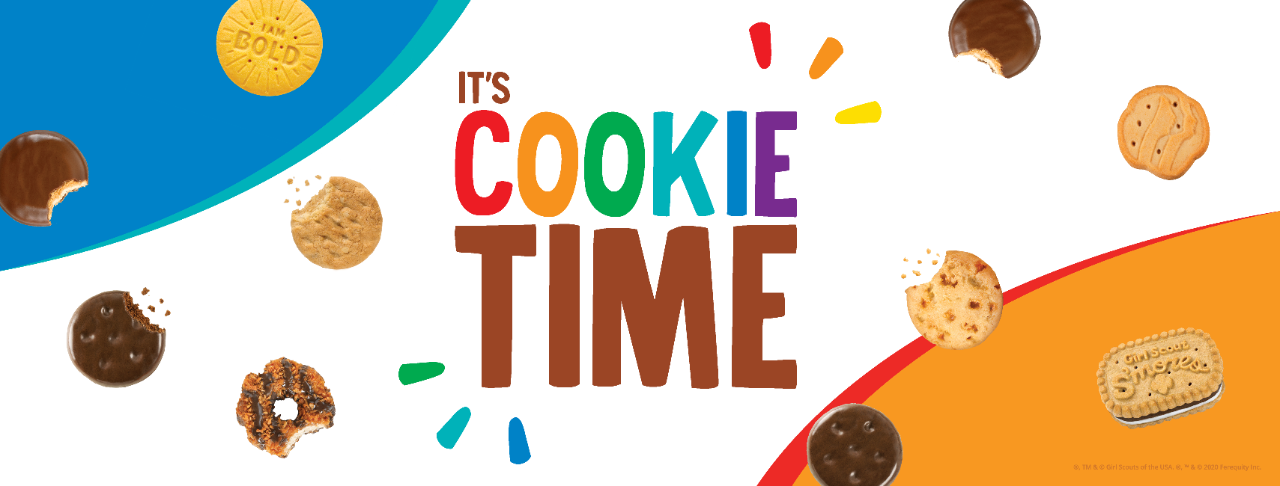 Headers Its Cookie Time