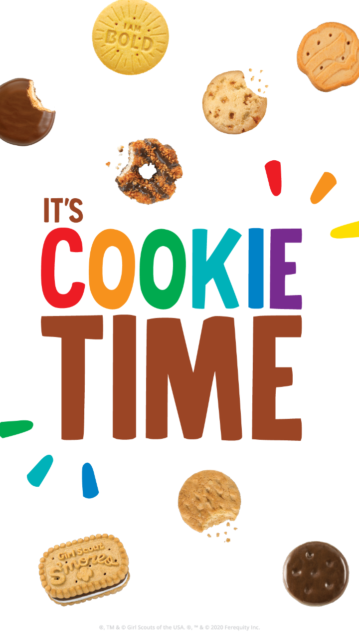 Story It's Cookie Time