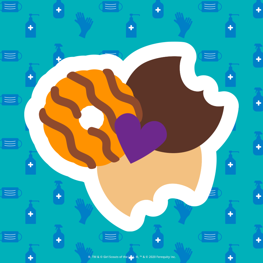 Virtual Tools Girl Scout Cookie Season Safety